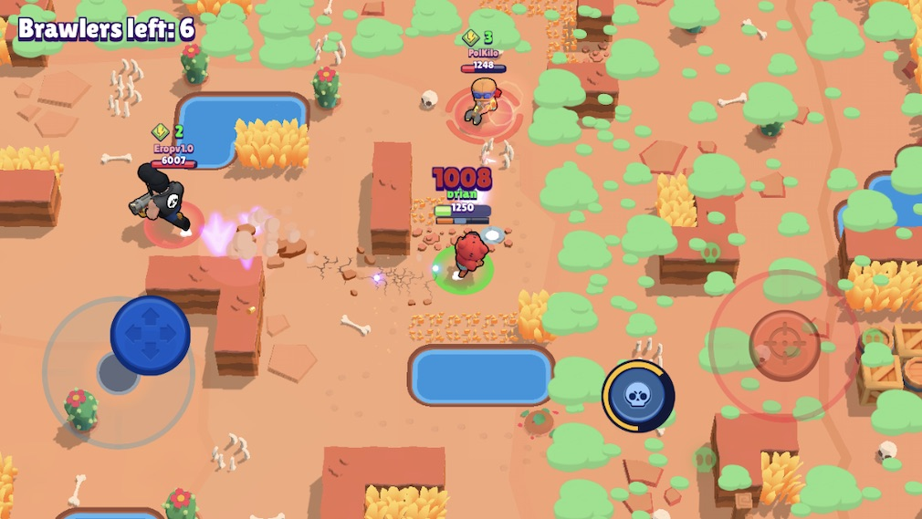"Brawl Stars review - ""Can Supercell make the midcore shooter cool ..."