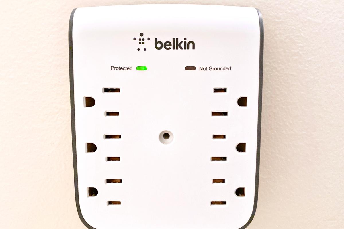 belkin surgeplus in situ