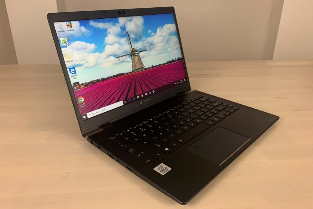 Dynabook Portege X30L review: Comet Lake power in a featherweight shell