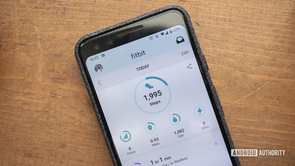 fitbit app fitbit tracker