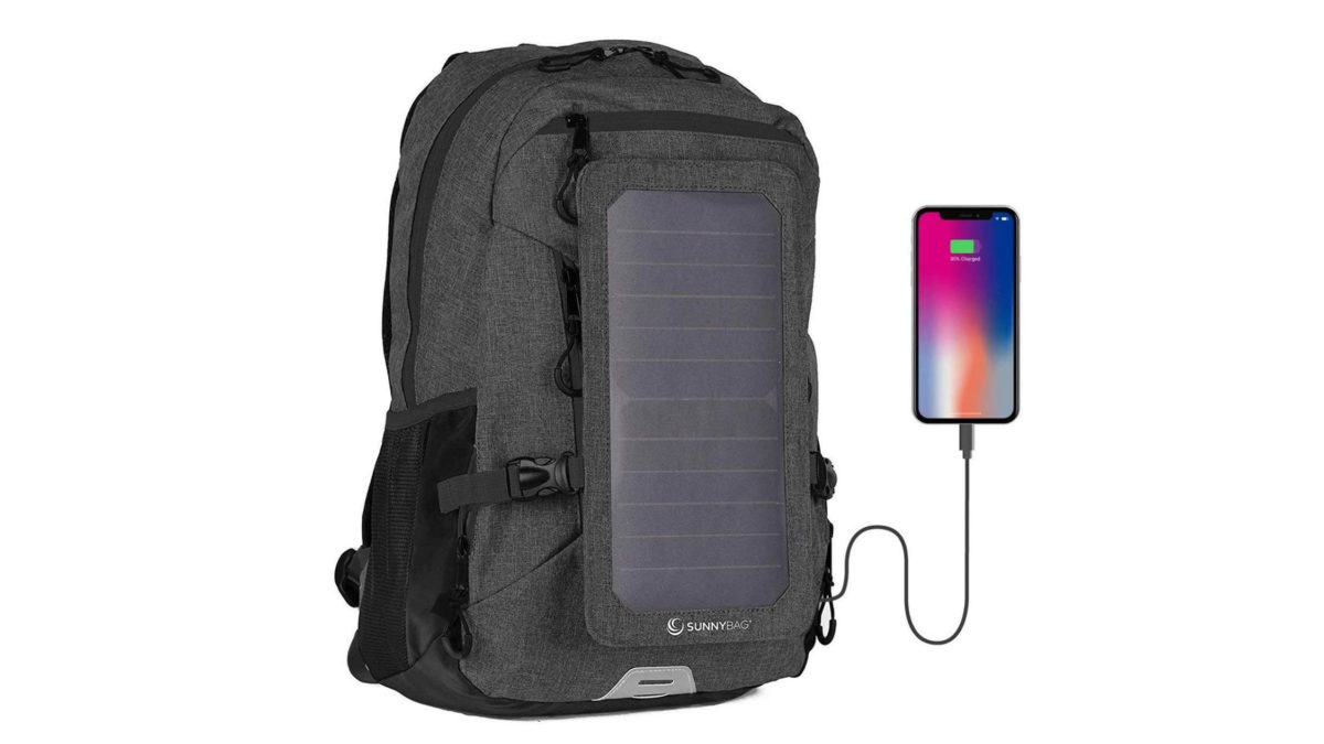 Sunnybag Explorer Plus The best smart luggage products