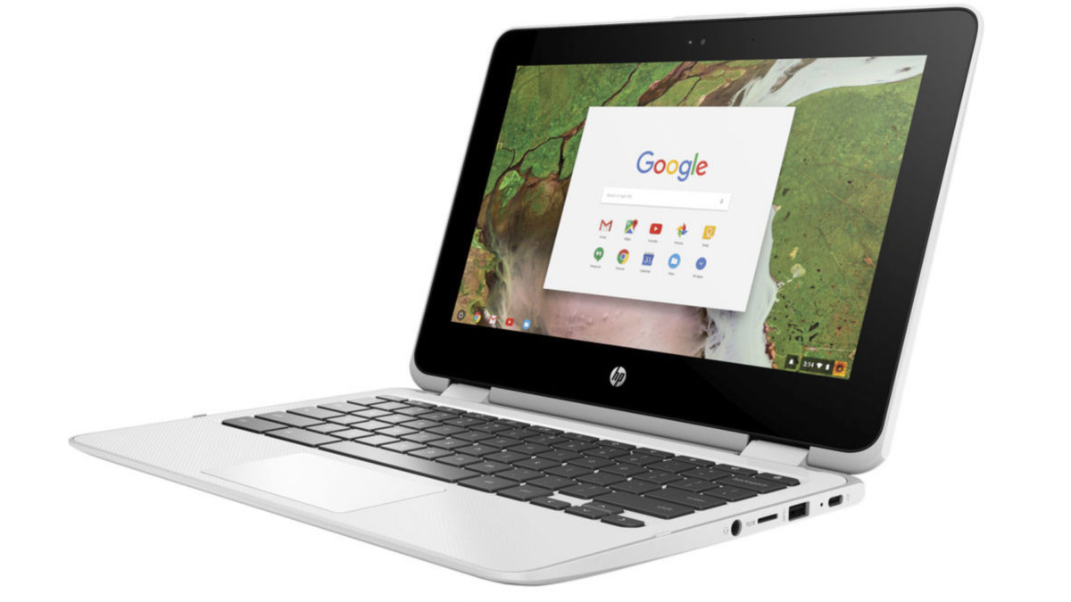 HP Chromebook 11a G8