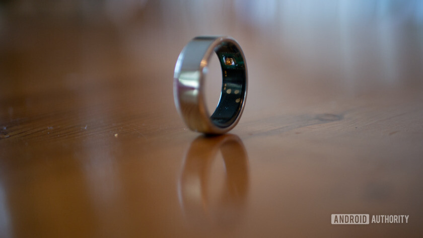 Oura Ring 2 Heart Rate Monitor