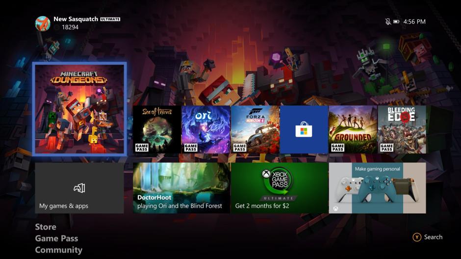 Xbox June 2020 Update