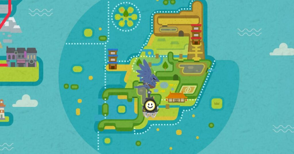 PokémonSword and Shield: Isle of Armor Diglett locations and map