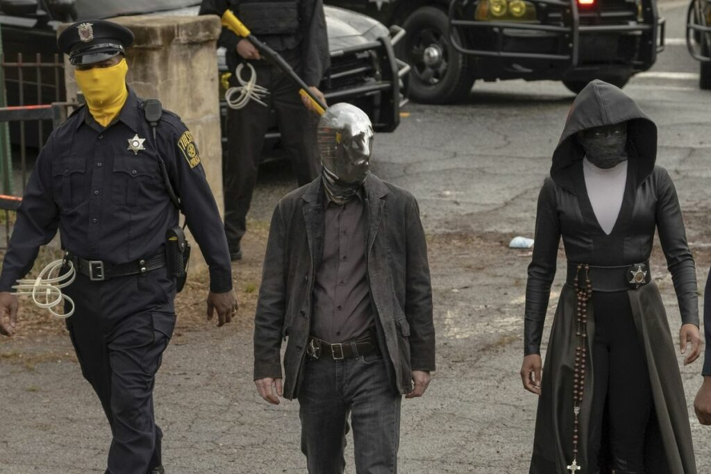 HBO will stream all Watchmen episodes for free this weekend