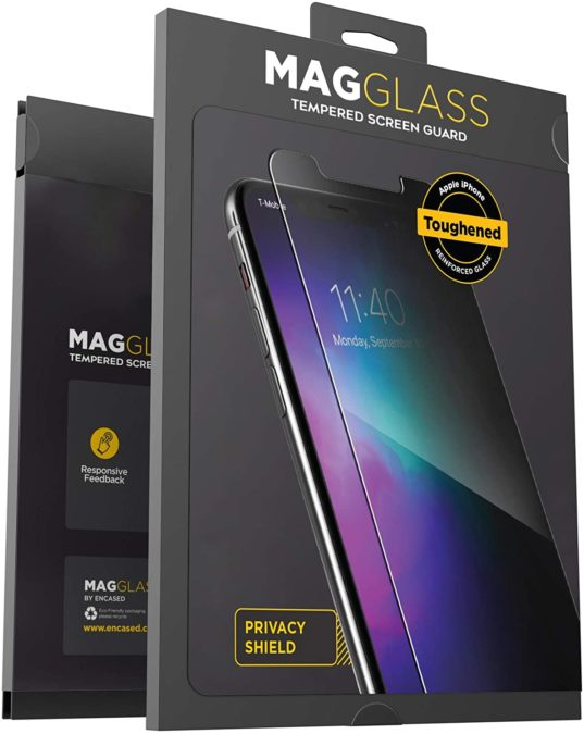 privacy screen protector for the iPhone 11 Pro