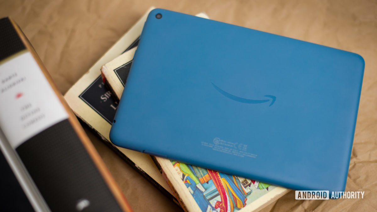 2020 Amazon Fire HD 8 review photos 16
