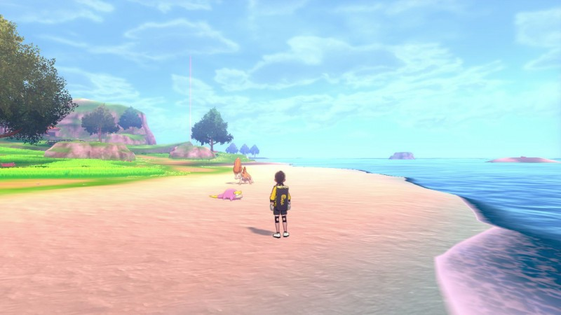 Pokémon Sword & Shield: The Isle Of Armor