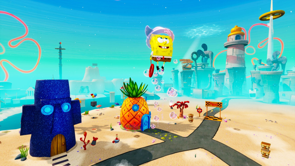 SquarePants: Battle for Bikini Bottom – Rehydrated