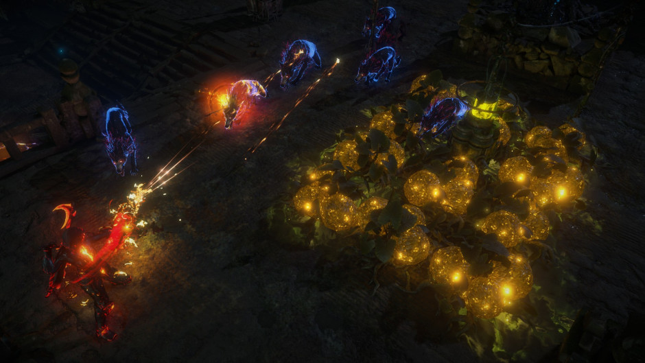 Path of Exile: Harvest