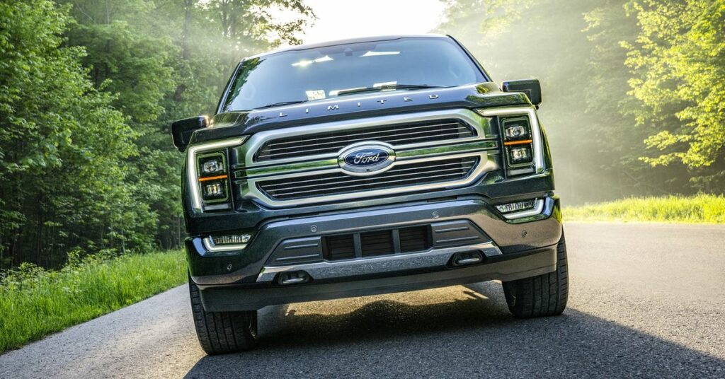 2021 F-150: Ford's new truck has hands-free driving and hybrid options