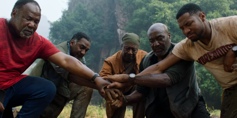 Spike Lee's Da 5 Bloods is a hard watch, but an easy Netflix recommendation