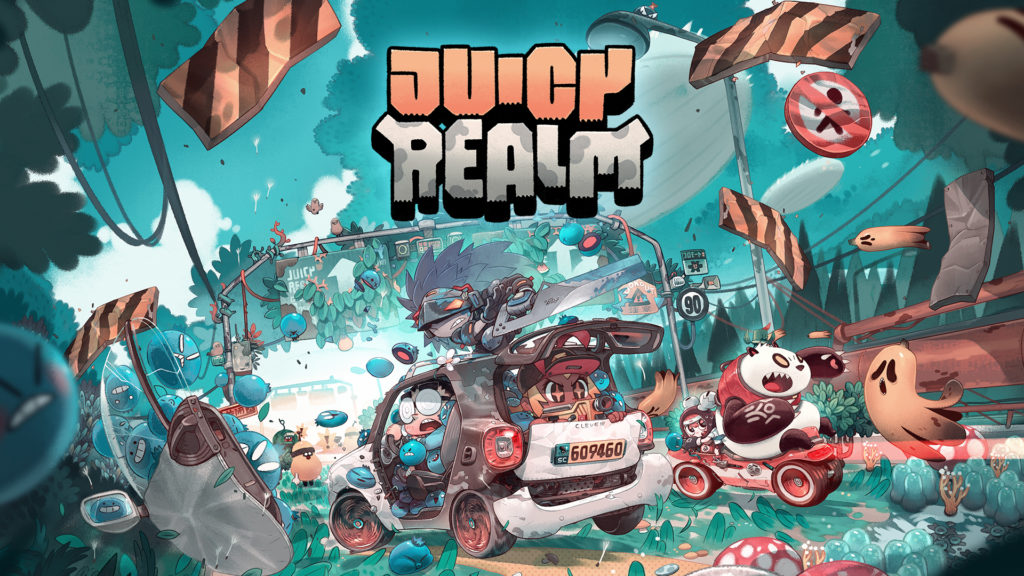 Acclaimed Twin-Stick Shooter Juicy Realm Gets a Price Cut and a Cross-Platform Coop Update