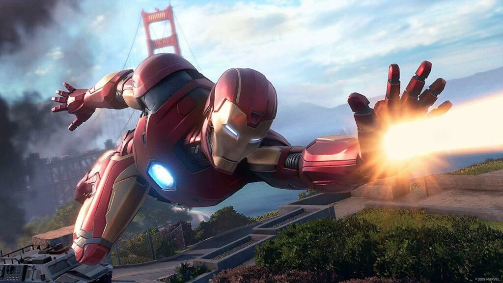 Buy Avengers on Current-Gen, Get a Free PS5 or Xbox Series X Upgrade