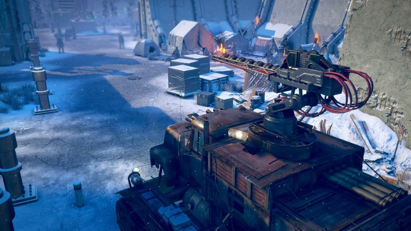 Everything You Need To Know About Wasteland 3's Vehicular Combat