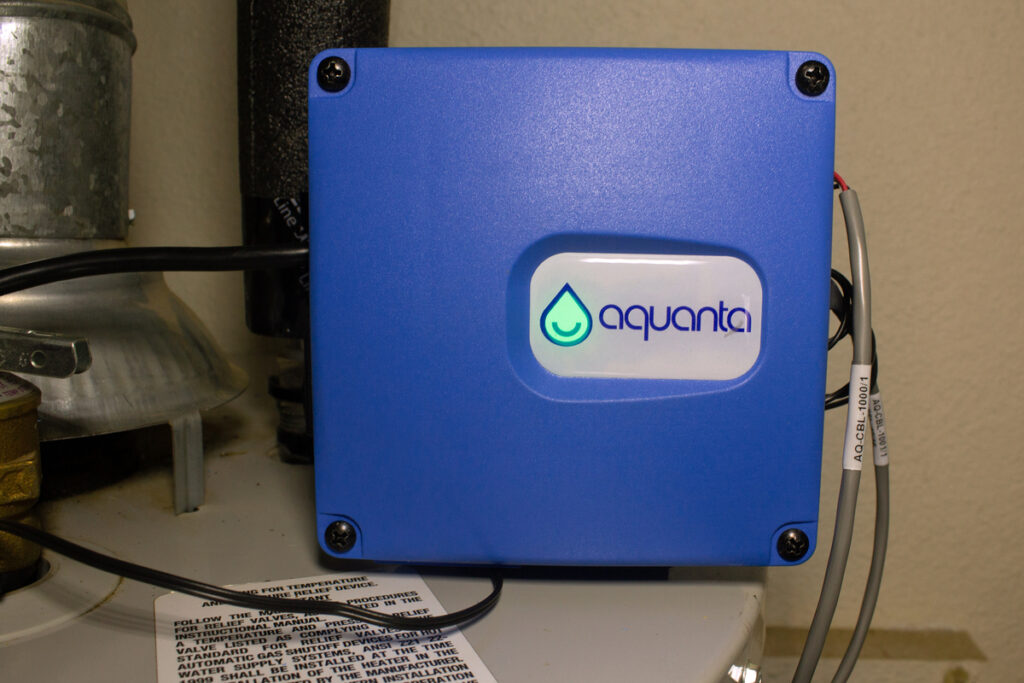 Aquanta water heater controller review: A smart solution for your home's biggest energy waster
