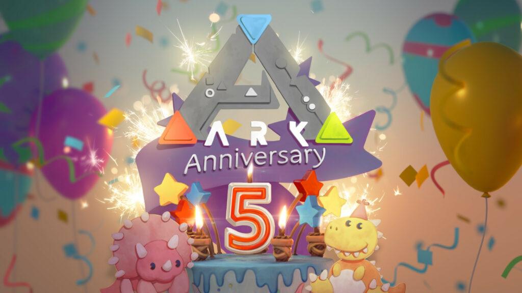 Ark Celebrates Its 5th Birthday on Xbox One
