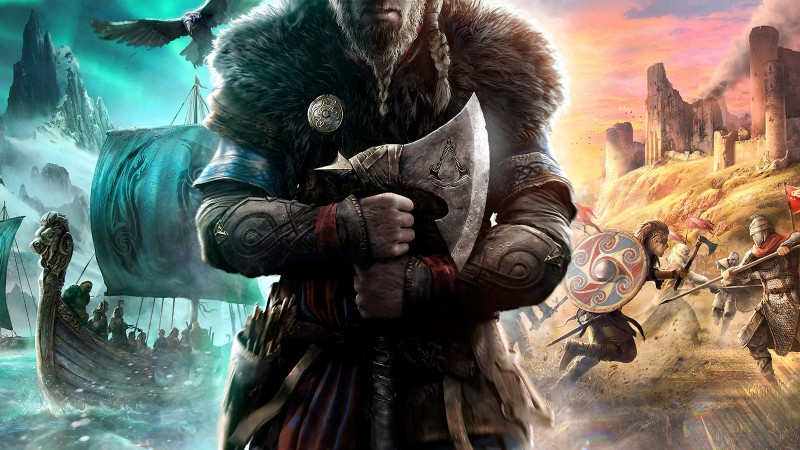 Assassin's Creed Valhalla Creative Director Steps Down