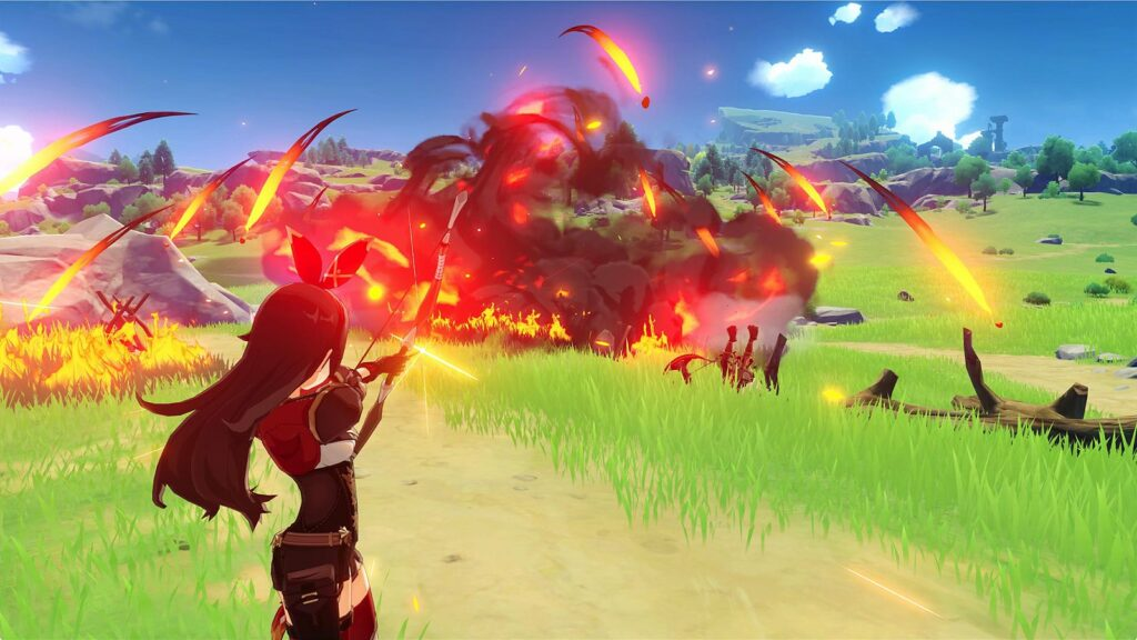 Breath of the Wild-Inspired Action-RPG Genshin Impact Enters its Last Closed Beta