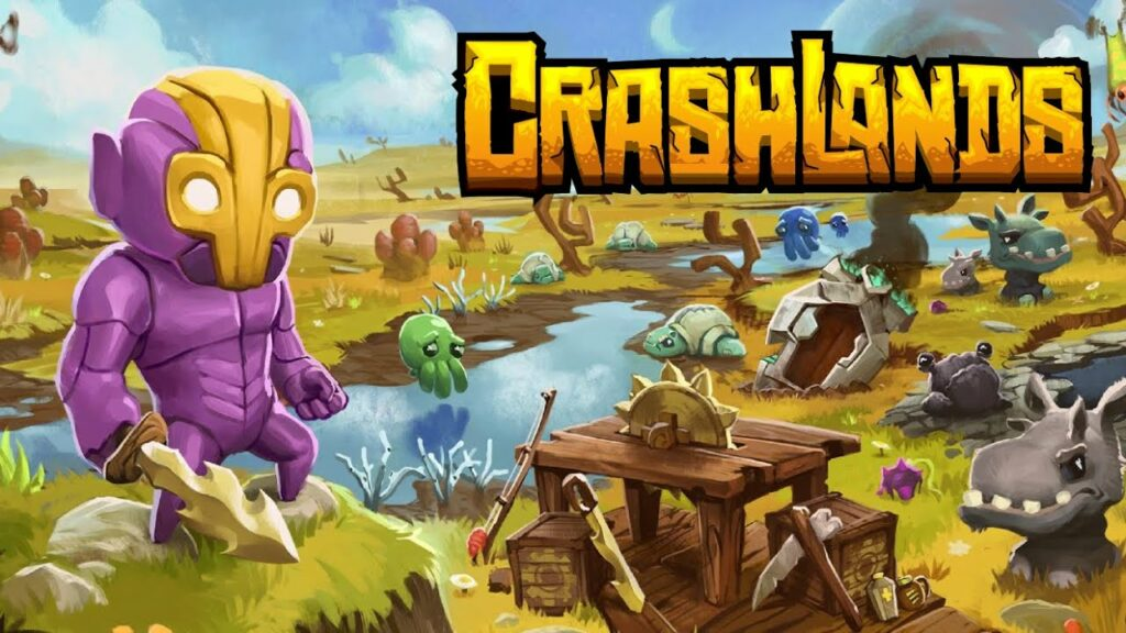 Butterscotch Shenanigans's Superb Crashlands is Discounted by 36% This Weekend