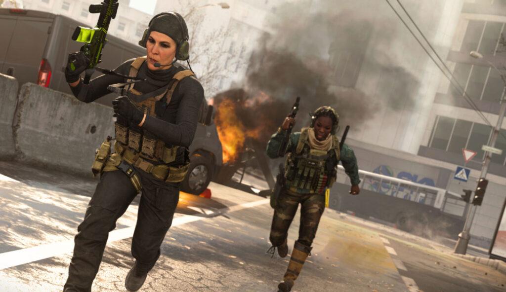 'Call of Duty: Warzone' season four adds random mid-match twists
