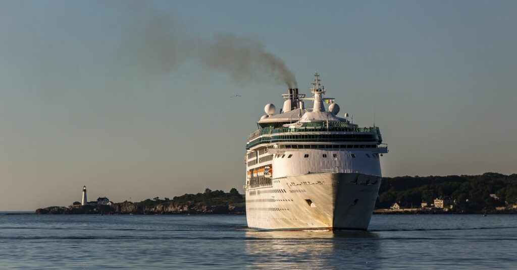 Cruises out of US ports will be suspended until September 15th