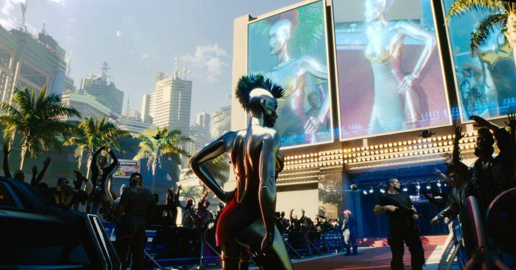 Cyberpunk 2077 delayed again to November release date