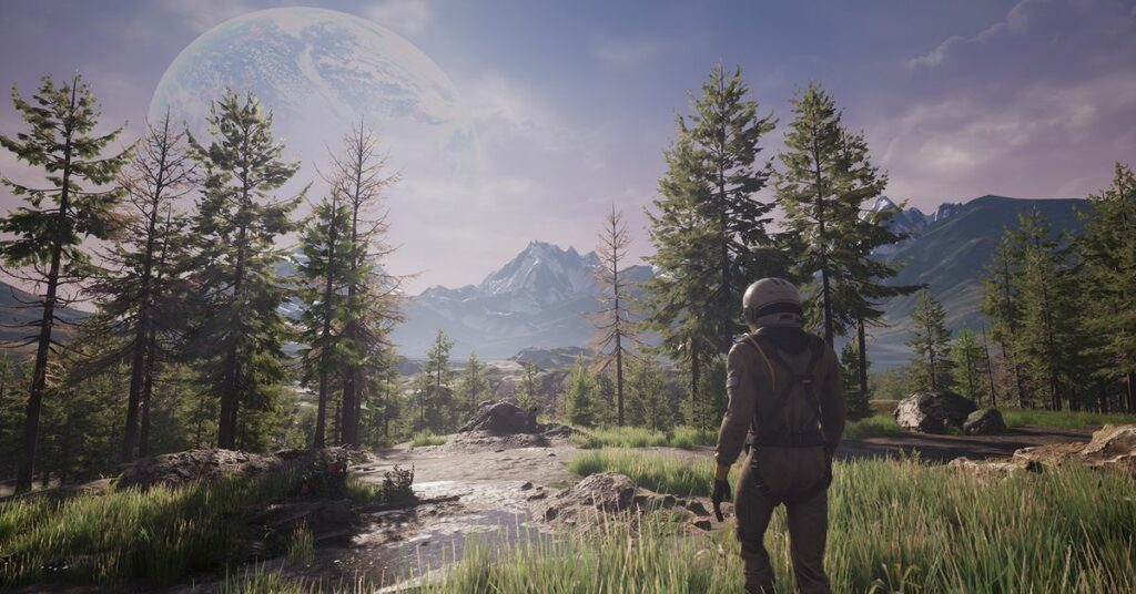 DayZ creator Dean Hall's next game is called Icarus, a survival game on another planet