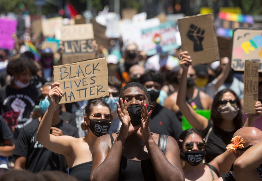Demographic report on protests shows how much info our phones give away