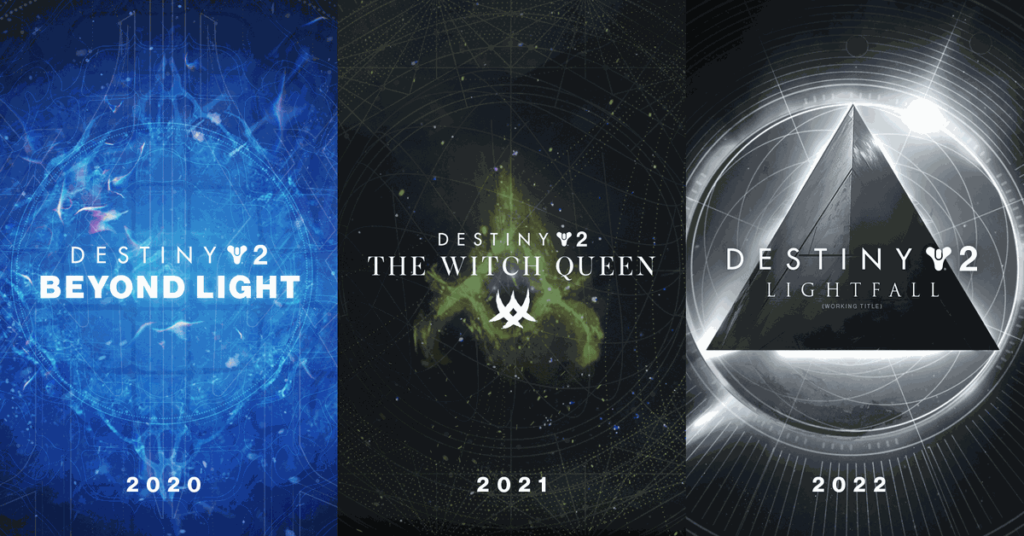 Destiny 2 will likely continue past 2022's Lightfall expansion