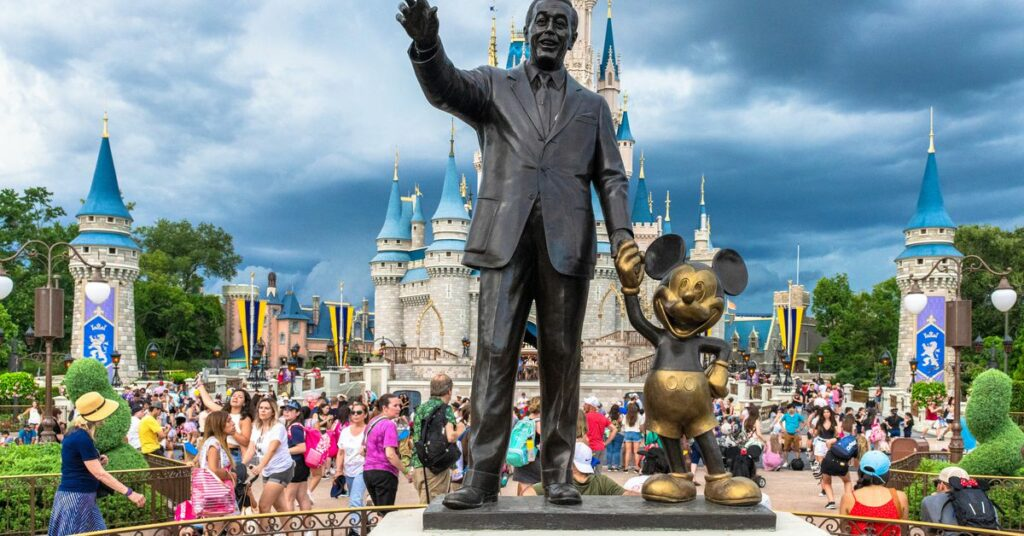 Disney World: Watch every ride & attraction video from the Magic Kingdom