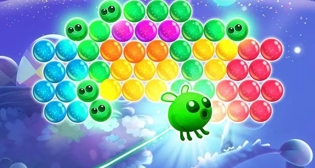 DreamWorks Trolls Pop is an Upbeat Bubble Shooter Based on the Blockbuster Franchise, Out Now