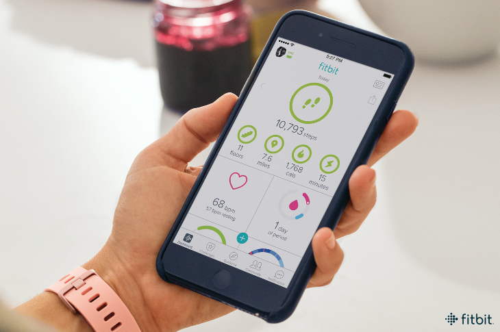 fitbit female health tracking fitbit period tracker