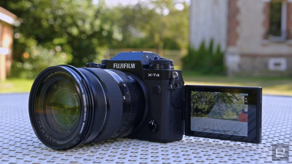 Fujifilm X-T4 review: The best APS-C mirrorless camera, for a price