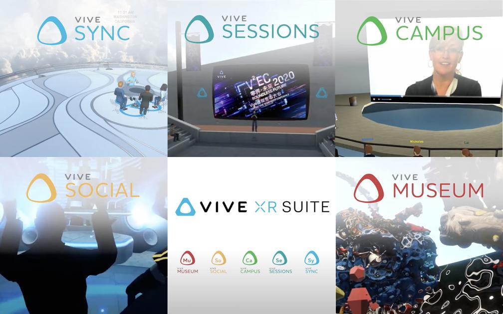 HTC Vive XR Suite | Engadget