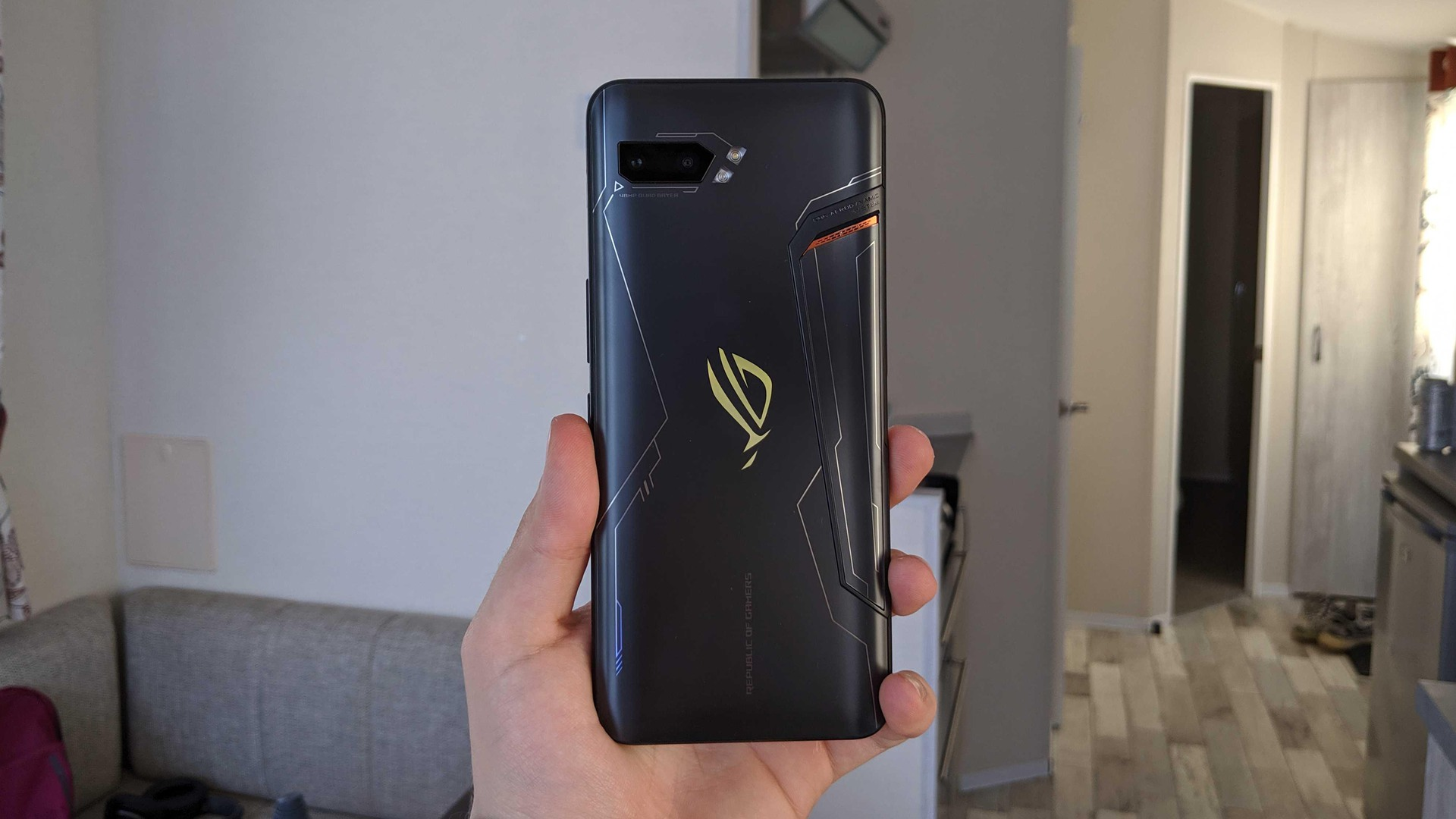 The ROG Phone 3 will pick up where the ROG Phone 2 left off.
