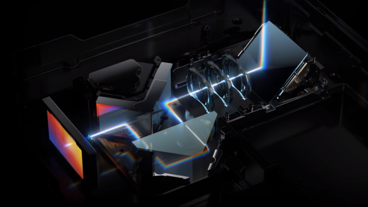 Huawei P40 Pro Plus 10x zoom module