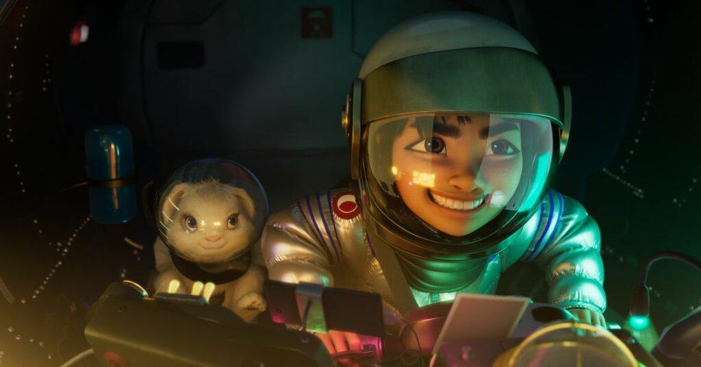 Over the Moon trailer: Netflix's new animated movie is a wild space adventure