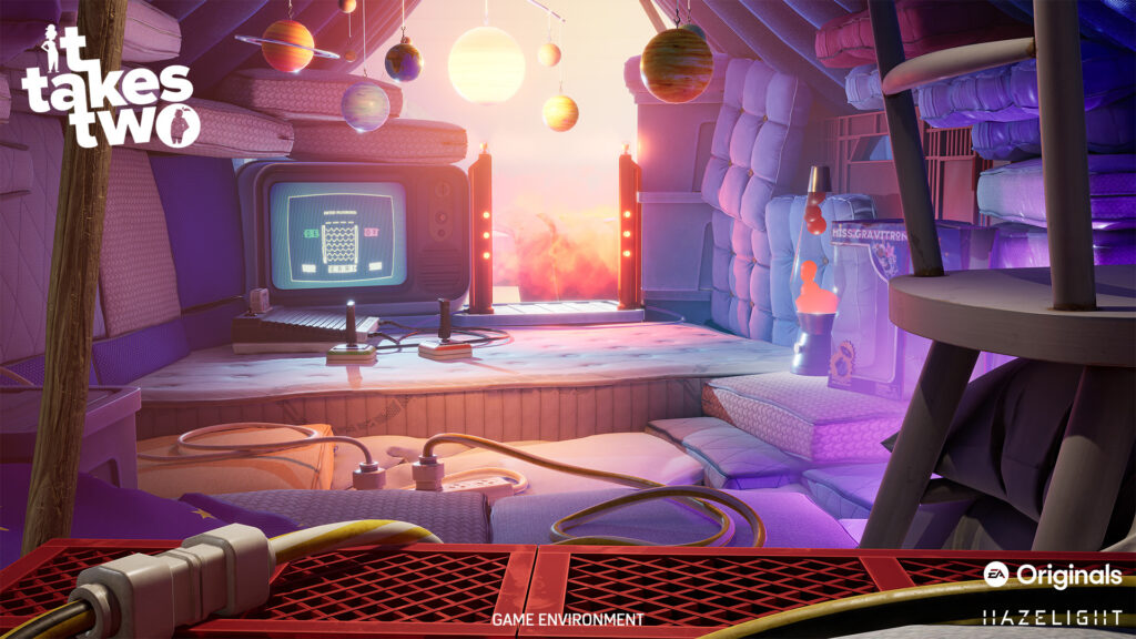 It Takes Two is the Next Groundbreaking Co-Op Adventure From Hazelight, Coming 2021