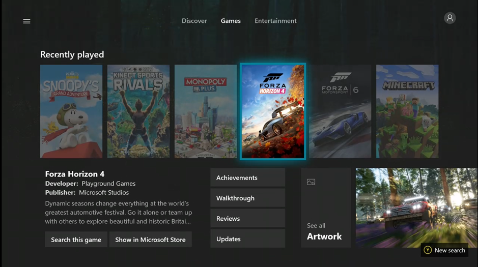 Join the Microsoft Bing App for Xbox Preview!