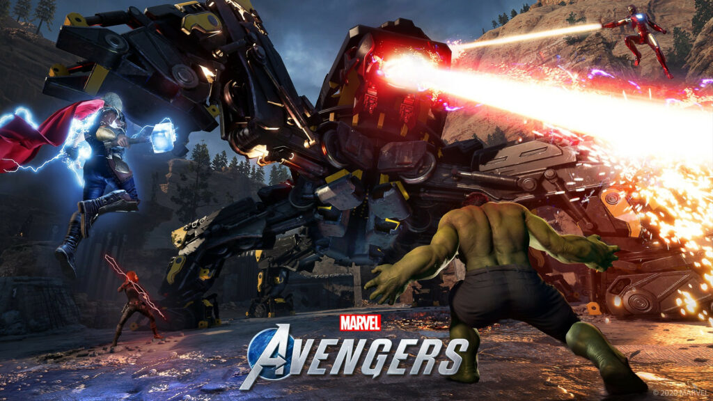 Marvel's Avengers Coming to Xbox Series X
