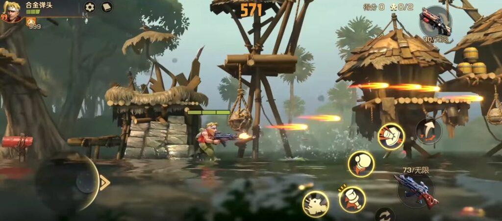 Metal Slug Code: J is the TBD Title of the Next Metal Slug Mobile Game