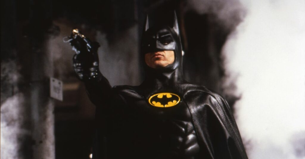 Michael Keaton reportedly cast as Batman in new Flash movie