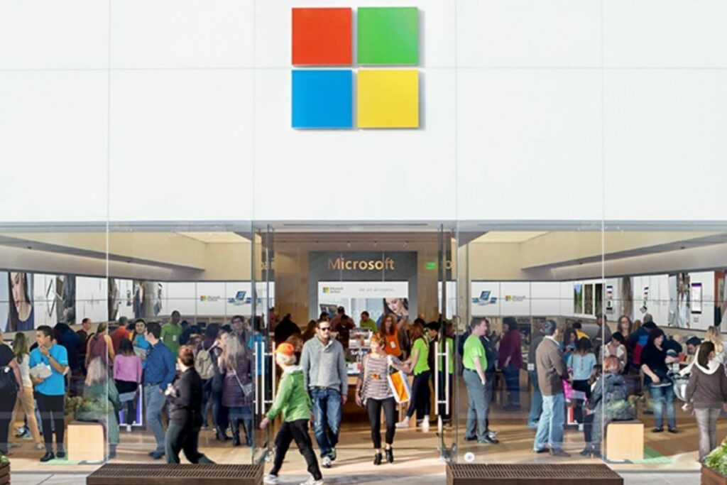 Microsoft permanently closes all of its retail stores