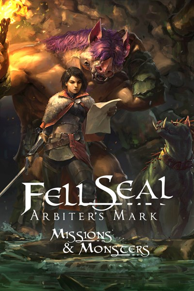 Fell Seal: Arbiter's Mark - Missions & Monsters