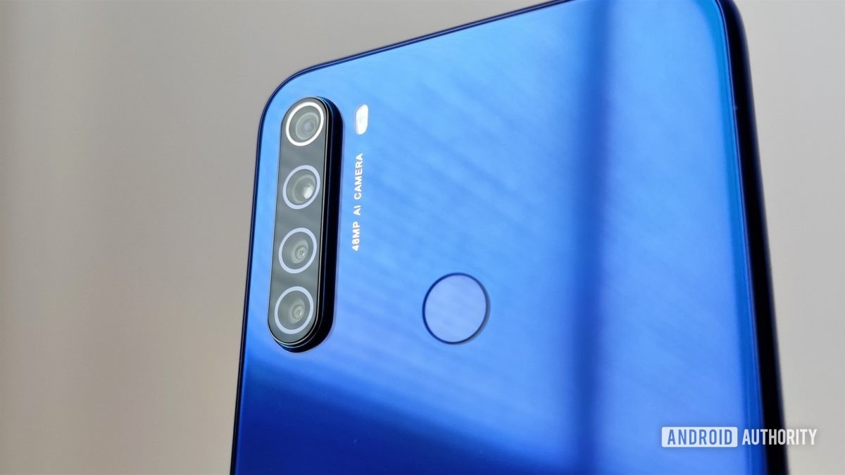 The Redmi Note 8T offers more cameras, including a macro camera.