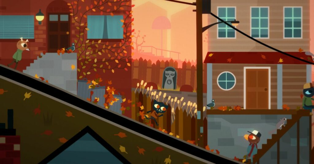 Night in the Woods developer announces new project