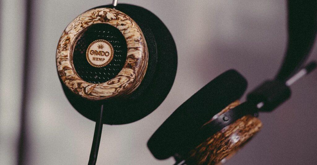 Of course Grado's Hemp headphones cost $420