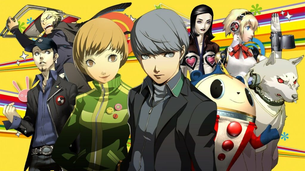 Persona 4 Golden is Now Available on PC